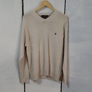 Tommy Hilfiger mens long sleeve sweater